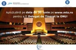 Delegați de Tineret ai României la ONU