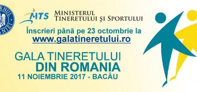 GALA TINERETULUI  DIN ROMANIA 2017