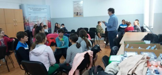 """Proiect de tineret """"100 pentru ALBA IULIA """""""