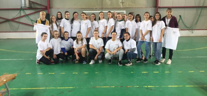 Alege o viata sanatoasa – proiect de tineret al DJST Alba